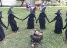 Rockdale gets in the spirit of Halloween