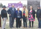 Rockdale rededicates, updates Moultry Park